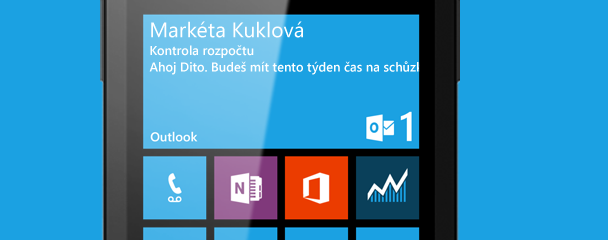 Windows Phone 8 pro firmy