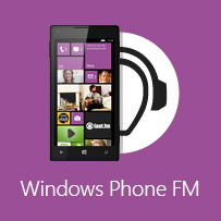 Coole Sounds auf Windows Phone FM