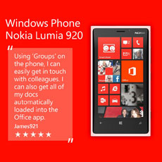 Love your Windows Phone?