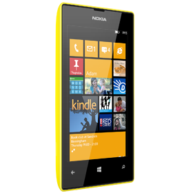 Nokia Lumia 520