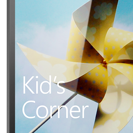 Kid's Corner