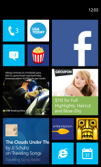 Windows Phone Live Tiles
