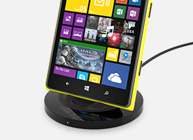 Wireless Charging Stand for Nokia Lumia
