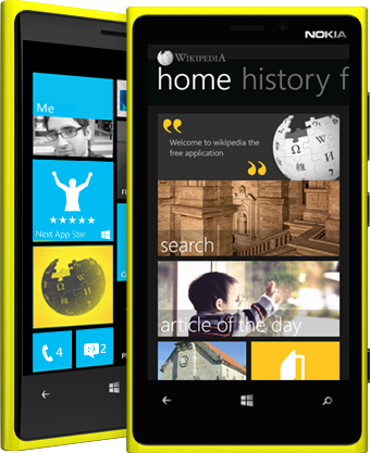 Congratulations Wikipedia, our Windows Phone Next App Star
