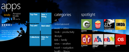 Windows Phone Store