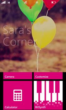 Kid's Corner in Windows Phone 8