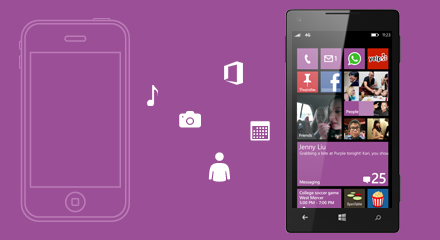 Moving from iPhone to Windows Phone