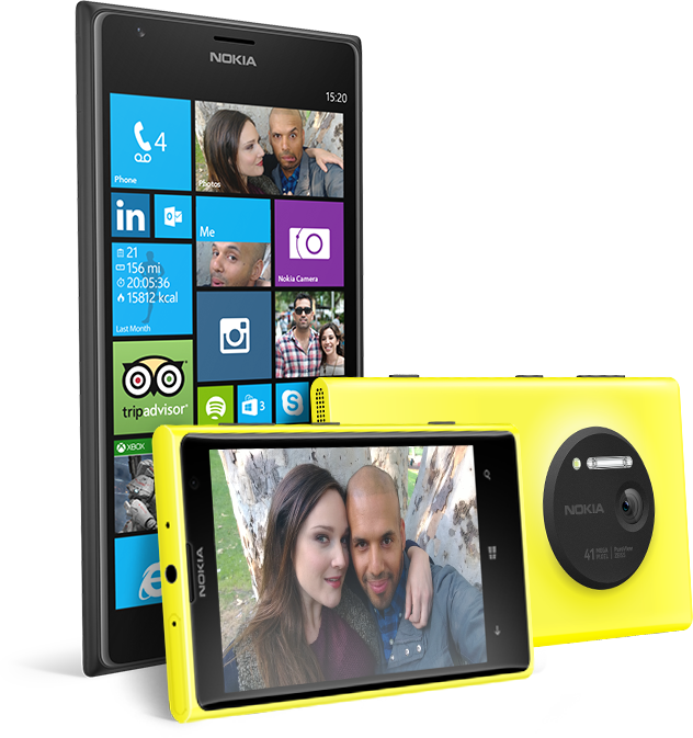The Nokia Lumia family just got bigger