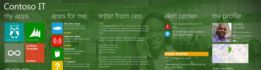 Custom Company Hubs