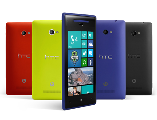 Windows Phone 8X by HTC at AT&T