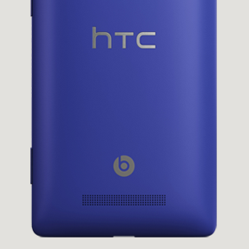 Windows Phone 8X by HTC Beats Audio