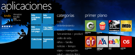 Tienda de Windows Phone