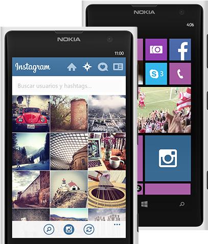 Instagram phones