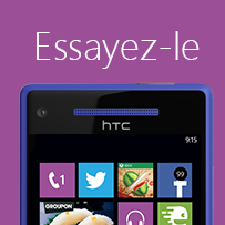 Essayez Windows Phone dès maintenant !