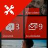 A Windows Phone-telefonok támogatási eszköze