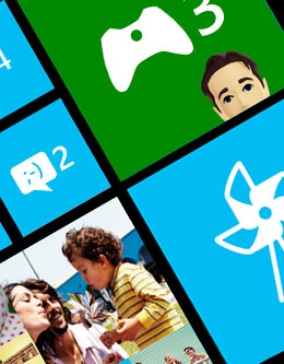 Registrati per ricevere le novità sul Windows Phone