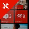 Støtteverktøyet for Windows Phone