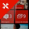 Ferramenta de suporte do Windows Phone