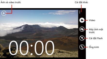 Chụp chỉnh sửa và chia sẻ ảnh với Windows Phone 8