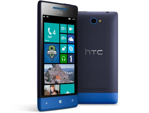 application pour htc windows 8s