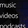 Music + videos