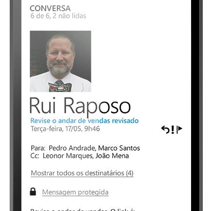 Google estende o suporte ao Exchange ActiveSync para Windows Phones 3