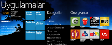 Windows Phone Mağazası